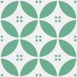 Flis Remes Grønn 10x20 cm