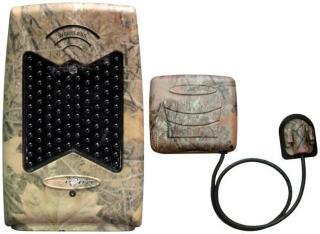 Spypoint Blitsforsterker/ slaveblitz på 100 sorte LED, kan brukes til alle viltkameraer