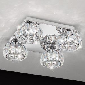 Corliando 40X40 LED Plafond Eglo