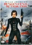 Resident Evil 5: Retribution - DVD   AJ7Q38