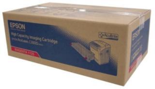 Epson Tonerkassett magenta 9.000 sider høy kapasitet S051125 Tilsvarer: N/A Epson