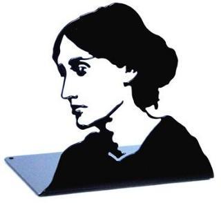 Bokstøtte Virginia Woolf Inget (Storm)