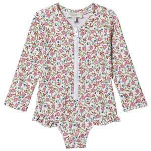 Olivier London One-Piece UV Badedrakt Hannah Fay Rosa 6-12 Months