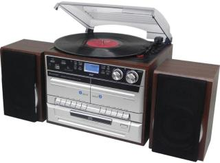 Soundmaster Stereo CD/Vinyl/Tape/Bluetooth