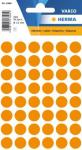 Herma Etikett Vario Ø 12 mm orange 4008705018647 (Kan sendes i brev)