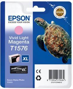 Epson T1576 Vivid Lys Magenta 25ml Epson Stylus Photo R3000