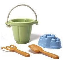 Green Toys Green Toys Sandeskesett Grønn