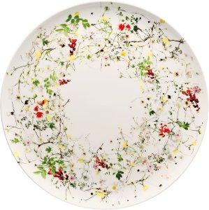 Fleurs Sauvages dekketallerken coupe 32 cm Rosenthal