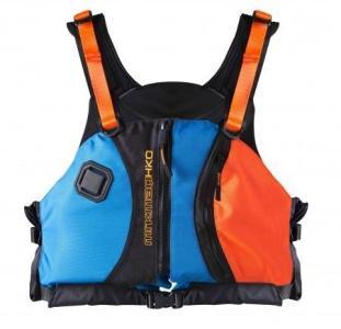 Hiko Mikmaq padlevest Blue/Orange (#1D7CC0, #F25029) S/M