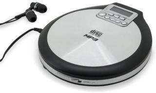 Soundmaster CD9220 CD-spiller med resume-funksjon