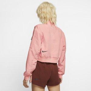 Nike Sportswear Tech Pack City Ready bomberjakke til dame - Pink XS