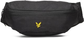 Lyle & Scott Cross Body Sling Rumpetaske Veske Svart Lyle & Scott Men