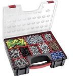 Facom BP.Z8PB Værktøjskasse uden udstyr Polykarbonat Sort, Rød