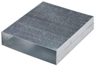 Duka forlengerstykke til murstenrist - 56x230 mm.