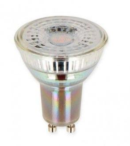 5,5W LED spot - Dimbar, 230V, GU10 - Kulør : Varm, Dimbar : Dimbar
