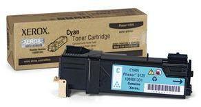 XEROX INTL CYAN TONER CARTRIDGE FOR PHASER 6125 (106R01335)