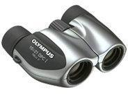 Olympus DPC I - Kikkerter 10 x 21 - porro - sølvmetallfarge