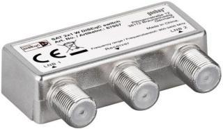 2-veis DiSEqC-switch