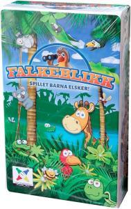 Falkeblikk Brettspill Norsk utgave