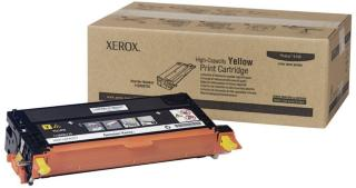XEROX Phaser 6180MFP - høykapasitets - gul - original - tonerpatron (113R00725)