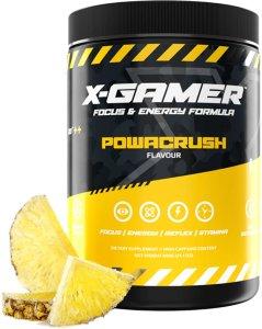 X-Gamer X-Tubz Powacrush (pineapple) - 60 porsjoner XG-XTU-4.0-POWA-1-A
