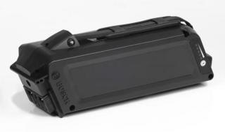 Bosch Classic+ PowerPack 400 Batteri Sort, 400 Wh, Frame-mounted