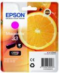 Epson Blekkpatron magenta 300 sider T3343 Tilsvarer: N/A Epson