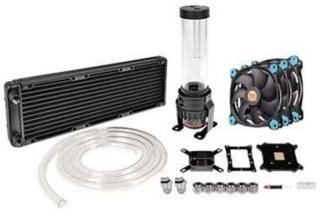 Thermaltake Pacific R360 D5 Water Cooling Kit CL-W197-CU00BU-A