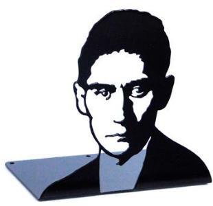 Bokstøtte Franz Kafka Inget (Storm)