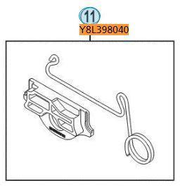 Shimano BR-9010 Monteringsverktøy Til direktemonter bremser