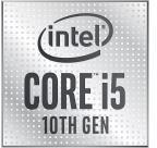 Intel Core i5 10500T - 2.3 GHz - 6 kerner - 12 tråde - 12 MB cache - LGA1200 Socket - OEM