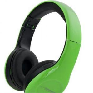 ESPERANZA HEADPHONES FOR GAMERS Med Mikrofon CROW Grønn