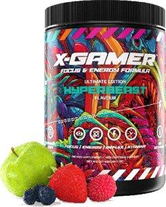 X-GAMER X-Tubz - Hyperbeast Servings 60 (600g)   AE5WK8