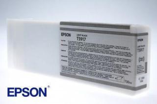 EPSON Pro 11880 blekkpatron 700ml - Light Black (T5917)