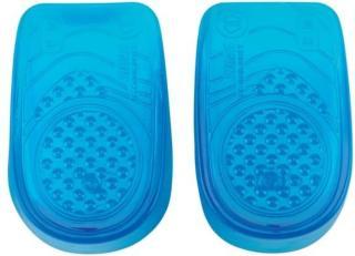 Sidas Gel Heel Cups, Blue, L/XL