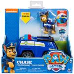 Paw Patrol Basic Vehicle With Pup, Chase Transforming Police Cruiser