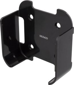 Deltaco wall mount for 4th / 5th gen Apple TV, black ARM-248