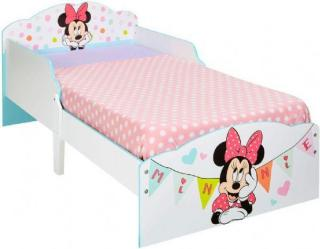 Minnie Mus juniorseng med madr - Disney Barneseng 667514X