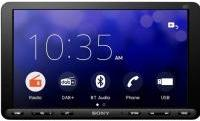 Sony XAV-AX8050ANT Dobbelt-DIN Moniceiver AppRadio, Håndfrit Bluetooth®-system, DAB+ tuner, inkl. DAB-antenne, Tilslutning til bagkamera