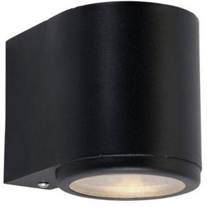 Mandal 1373 Vegglampe 3,9W LED Lys Ned Sort Norlys