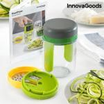 Grønnsaksstrimler og rivjern - Spiralizer boks