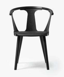 HAY Stol, AAC 23, Skinn: Sierra Leather Black, Understell