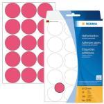 Herma Etikett lys rød 32mm 4008705022767 (Kan sendes i brev)