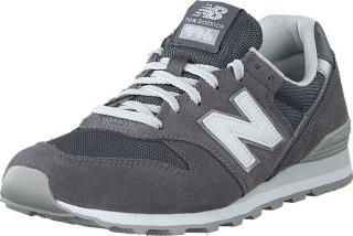 New Balance 996 Castle Rock, Sko, Sneakers og Treningssko, Løpesko, Grå, Dame, 38