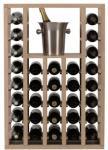 Moldow Wineracks Moldow - CIGAR - 31 flasker Eik (normalt på lager)