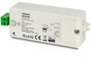 Namron Z-Wave 1 kanal LED kontroller 4512743 Namron Aktuator
