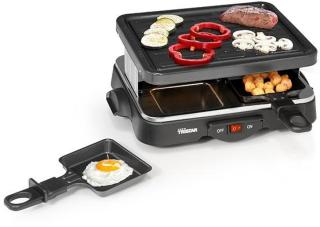 Raclette grill - 4 skuffer