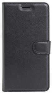 Huawei Y5II Textured Lommebok-deksel - Svart