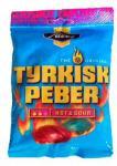 Tyrkisk Pepper Original Hot & Sour Snop Godteri fra Fazer.