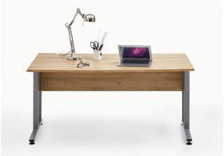 Calvia Skrivebord 160 cm - Eik